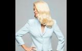 Η Ελένη Μενεγάκη φόρεσε το πιο εντυπωσιακό κοστούμι από το Ναουσαίο  σχεδιαστή Δημήτρη Πέτρου