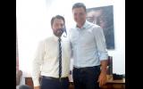 Συνάντηση του Τάσου Μπαρτζώκα με τον Υπουργό Υγείας για θέματα της Ημαθίας – Ενημέρωση και για το θέμα έλλειψης αναισθησιολόγων στα Νοσοκομεία της Ημαθίας