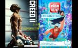«Ραλφ εναντίον Ίντερνετ» και «CREED II» στον κινηματογράφο Νάουσας