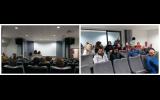 Παρακολούθηση ομιλίας με θέμα «Η Βιβλιοθήκη ως επιζήσασα της Γενοκτονίας των Ποντίων»