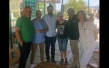 Συνάντηση του βουλευτή Τάσου Μπαρτζώκα με το Σωματείο Εργαζομένων Νοσοκομείου Βέροιας