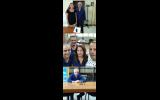 Επίσκεψη του Λάζαρου Τσαβδαρίδη στο Νοσοκομείο Νάουσας