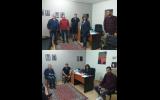 Συνάντηση της Φρόσως Καρασαρλίδου με την ομάδα SOS ΒΕΡΜΙΟ
