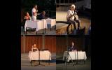 Συγκίνηση στην παρουσίαση των απομνημονευμάτων του Χρήστου Μπαταντζή «Το Δικό Μου Θέατρο»