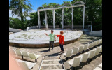 Τον Ιούλιο αναμένεται να επαναλειτουργήσει ως  θερινός κινηματογράφος το θερινό Δημοτικό Θέατρο Νάουσας  «Μελίνα Μερκούρη»